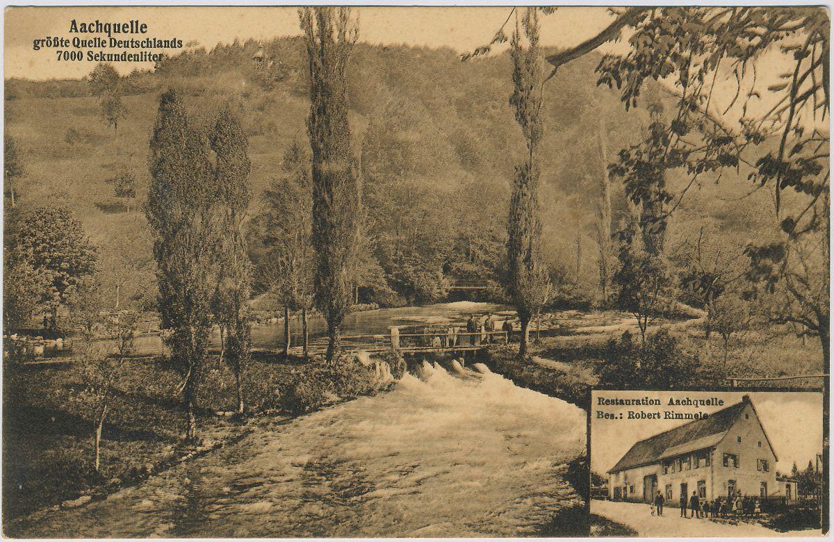 Postkarte 1918
